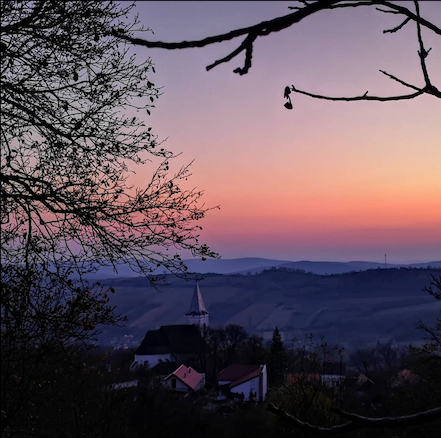 the town of Hodod, Hadad, Romania